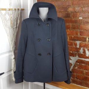 Zara Woman Pea Coat Size M